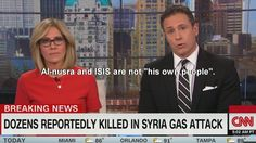2017 Chemical Attack in Syria - DISGUSTING FAKE NEWS FROM CNN. OBVIOUS F...