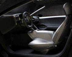 interior 2014 Kia Niro Hybrid Concept