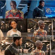 Black Panther  Instagram @avenger_super_fan