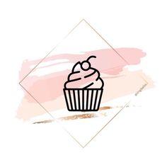 Instagram Background, Instagram Frame, Story Instagram, Instagram Logo, Hight Light, Cartoon Chef, Instagram Symbols, Cake Logo Design, Insta Icon