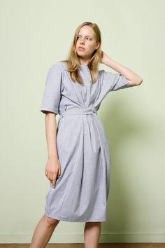 Dress Nishi in Cotton Poplin Colors 577be354cff