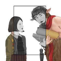 Narnia Chronicles   by GretaMacedonio on Deviantart. For more: www.gretamacedonio.deviantart.com