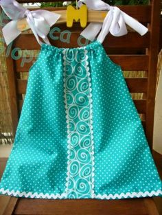 Sewing For Beginners Kids Toddlers Little Girls 19 Ideas Pillowcase Dress Pattern, Baby Dress Patterns, Pillowcase Dresses, Skirt Patterns, Blouse Patterns, Toddler Dress, Toddler Outfits, Kids Outfits, Baby Sewing Projects