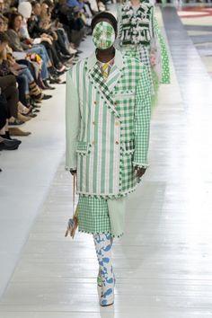 Thom Browne Spring 2019 Ready-to-Wear Collection - Vogue Coleção De Verão, 97a6d7b540