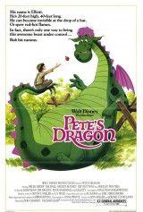 Pedro y el dragón Elliot / Dragon, cartoon, classics, children Pete's Dragon 1977, Pete Dragon, Petes Dragon Movie, Dragon Movies, Disney Movie Posters, Disney Movies, Hocus Pocus Movie, Movie Poster Template, Dragons
