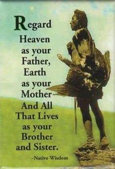 Native American Indian Wisdom - CarolineBakker.com