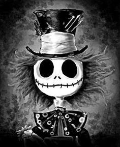 Mygiftoftoday has the latest collection of Nightmare Before Christmas apparels, accessories including Jack Skellington Costumes & Halloween costumes . Halloween Tattoo, Halloween Painting, Halloween Art, Happy Halloween, Kawaii Halloween, Halloween Drawings, Halloween Witches, Disney Halloween, Halloween Pumpkins