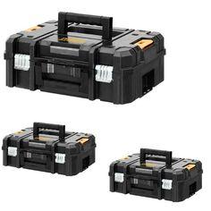 Dewalt Storage Case Organizer Tool Tough System Toolbox Organizer  Free Shipping #DEWALT
