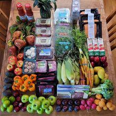 Healthy Meal Prep, Healthy Snacks, Healthy Eating, Healthy Recipes, Good Food, Yummy Food, Food Waste, Aesthetic Food, America