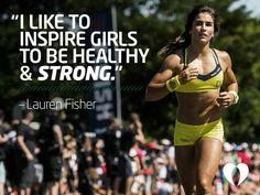 Lauren Fisher--- I loveeeee this girl!