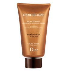 Dior Bronze - Baume de Monoï Après-Soleil de DIOR