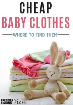 1000+ ideas about Cheap Baby Clothes on Pinterest