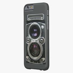Cute iPhone 6 Case! This Vintage Antique Camera Case Cover iPhone 6 Case can be personalized or purchased as is to protect your iPhone 6 in Style!