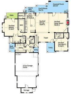 Plan W23307JD: Vacation, Luxury, Northwest, Premium Collection, Mountain, Photo Gallery, Craftsman House Plans & Home Designs