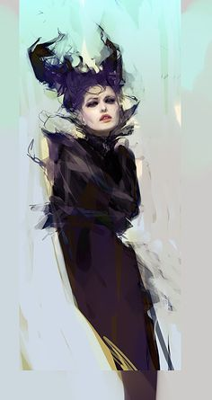 maleficent by Jace Wallace,