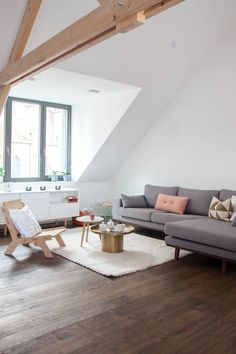 Home with Heart: A Classical Modern Belgian Family Home | decor8