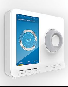 Remote Heating Control, powered by climote