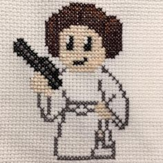 crossstitchedsass: The force will be with her. Always. #Fuck2016