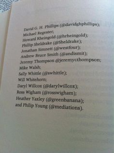 @RossWigham - #brandanarchy is a top read but the last time my name was written in a book, it had 'class 3B' and 'see me' next to it http://pic.twitter.com/ph7QAaMj
