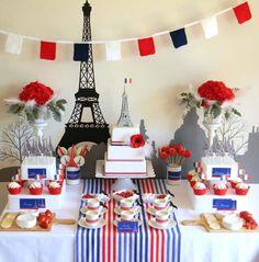 Oooh La La Paris Guest Dessert Feature | Amy Atlas Events