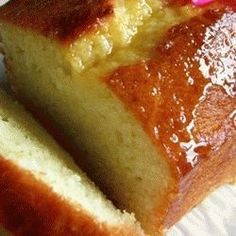 The Best Yogurt Cake Recipe From Baking From My Home To Yours By Dorie Greenspan (Cream Puff In Venice) Sweet Recipes, Cake Recipes, Gateau Cake, Yogurt Cake, Caramel Apples, Sweet Tooth, Sweet Treats, Food And Drink, Cooking Recipes