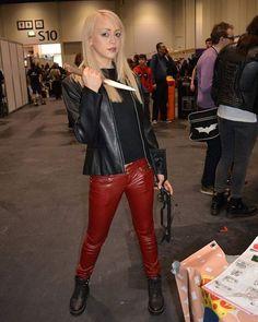 DIY Buffy the Vampire Slayer Halloween Costume Idea