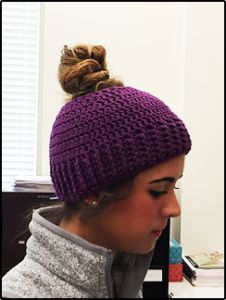 119 Best Crochet Ponytail Hats images in 2019  bbcda789517