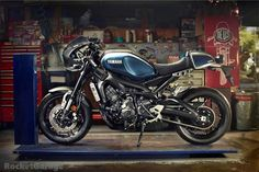 RocketGarage Cafe Racer: XSR 900 Racer
