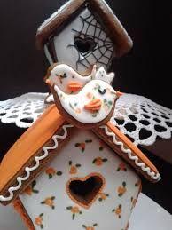 gingerbread birdhouse cutter - Google Search