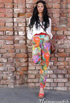 Crazy pants:)