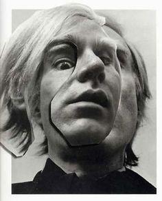 アンディ・ウォーホル (Andy Warhol) > アーノルド・ニューマン (Arnold Newman)