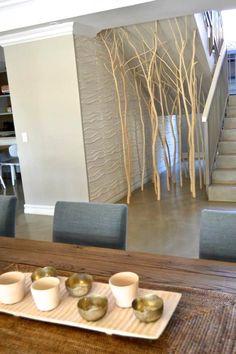 Contemporary Interior Design - Johannesburg Interior Designers - Nowadays Interiors - Wood - Blue - Tranquil Contemporary Interior Design, Decoration, Eagle, Designers, Interiors, Wood, House, Home Decor, Decor