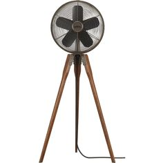 If you have to have a fan, this is one we like. You will need the space though... but in a bachelor pad or loft with lots of space to fill, it would work. $322.22