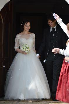 dream dress - like a princess Dream Dress, One Shoulder Wedding Dress, Dream Wedding, Princess, Wedding Dresses, Fashion, Ideas, Wedding, Bride Dresses