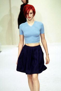 Anna Molinari - Ready-to-Wear - Runway Collection - WomenSpring / Summer 1996