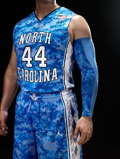 I'm in love with the Camo uniforms the Tarheels wore for the carrier classic vs. Michigan State on board the USS Carl Vinson aircraft carrier for Veteran's Day 11/11/11. Will they ever wear them again?