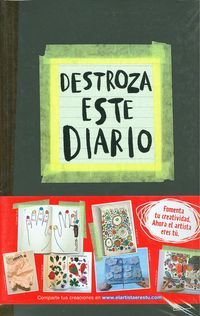 Cover, Books, Funny Monday, Wreck This Journal, Get Well Soon, Creativity, Libros, Artists, Book