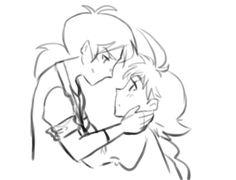 fakiru kissing gif.  (close enough to the real thing, huh??)