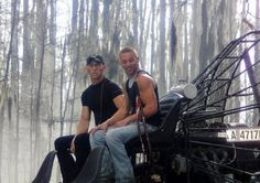 R.J. & Jay Paul Molinere of Swamp People