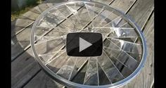 July 2013 A simple setup using stuff found around the house. Video courtesy of gravityisweak Previous Video Bicycle Spokes, Bicycle Rims, Bicycle Wheel, Bicycle Art, Bike Wheels, Yard Windmill, Off The Grid News, Wind Sculptures, Recycling