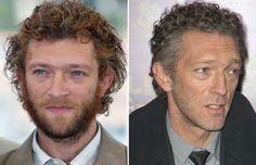 Brad, Angelina e Clooney: veja famosos antes e depois