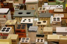 Dollhouse furniture: Kitchen | Flickr - Photo Sharing!