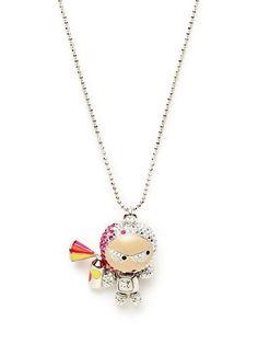 o my gawds...I love this! Eliot Urban Beat Pendant Necklace by Swarovski Jewelry on Gilt.com