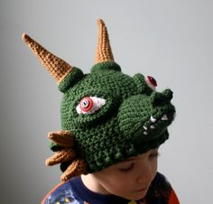 Dragon Hat - TIMMY NEEDS THIS FOR CHRISTMAS .... HINT HINT @Alotofus Byrd