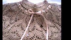 Modelos de faldas para niñas tejidas a crochet