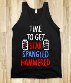 Fourth of July 2013 .   Can we please make these and wear this while we're getting ready for the wedding or something?? lol If not, I'll save them for 2014 :) xo