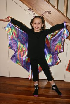 create: The Butterfly Costume