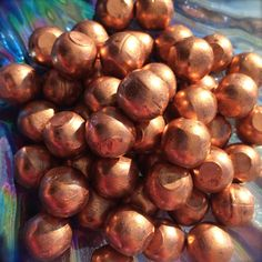 Copper Sphere Small Copper Sphere Healing by ZenwithGems on Etsy