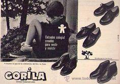 Zapatos Gorila. En no va más de la moda infantil