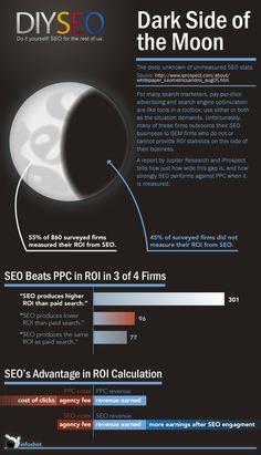 13 – Infografía: El lado oscuro de la Luna. 25 Infografias explicando el SEO